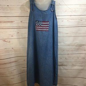 Agapo Americana Jean Dress
